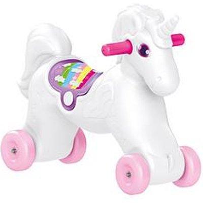 Dolu Rocker &Amp; Unicorn Ride On