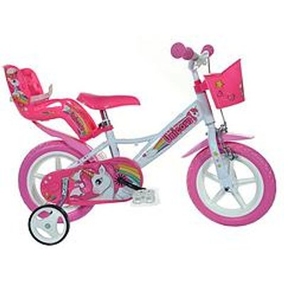 "Dino Unicorn 12"" Bike"
