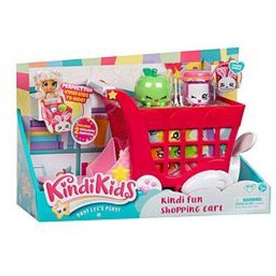 Kindi Kids Kindikids Kindi Fun Shopping Cart