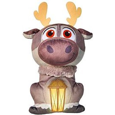 Disney Frozen Disney Frozen Sven Kids Light Up Bedtime Pal - Soft Toy Night Light By Goglow