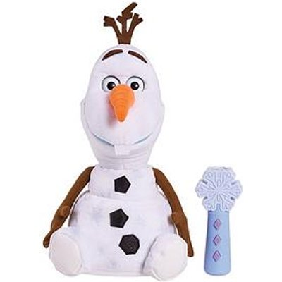 Disney Frozen Frozen 2 Follow Me Friend Olaf Feature Plush