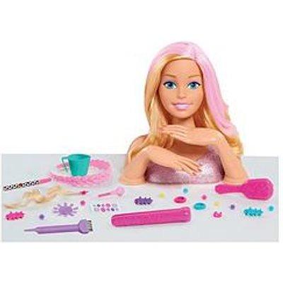 Barbie Barbie Deluxe Colour & Sparkle Styling Head - Blonde