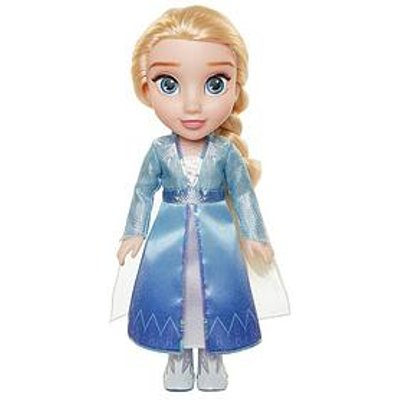 Disney Frozen 2 Elsa Travel Toddler Doll