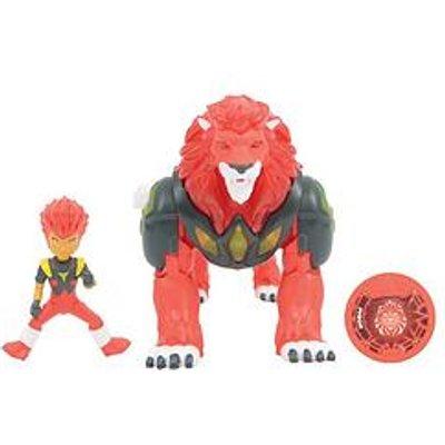Gormiti Gormiti Hyperbeasts - Pryon And Fire Beast