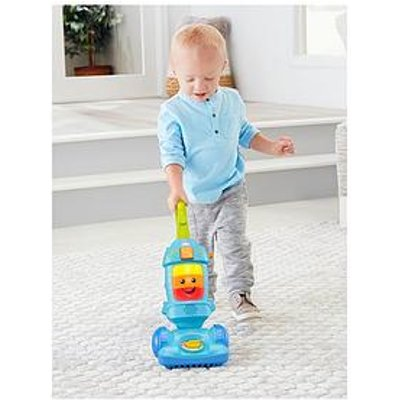Fisher-Price Laugh &Amp; Learn Light-Up Learning Vacuum