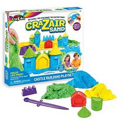 Cra-Z-Art Cra-Z-Air Sand Castle Building Play Set