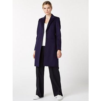 Hobbs Tilda Coat - French Navy