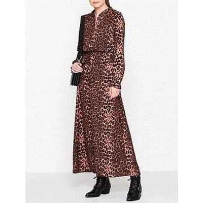 Sofie Schnoor Leopard Print Maxi Dress - Leopard