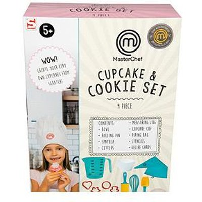 Masterchef Cupcake And Cookie Set