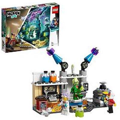 Lego Hidden Side 70418 J.B.&Rsquo;S Ghost Lab Ar Games App
