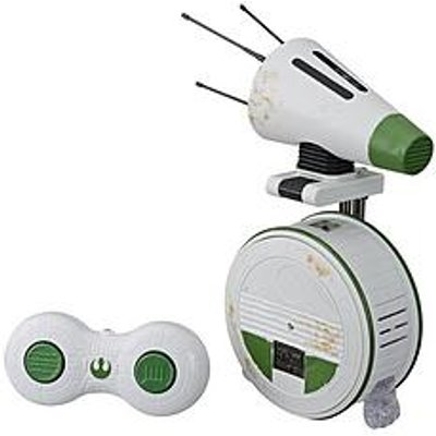 Star Wars Star Wars Remote Control D-O Rolling Electronic Droid Toy