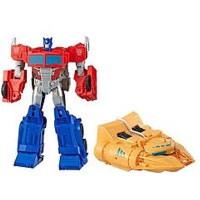 Transformers Transformer Cyberverse Ark Power Optimus Prime