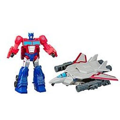 Transformers Transformers Cyberverse Spark Armor Optimus Prime