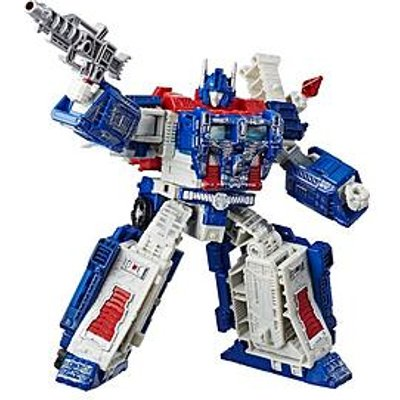 Transformers Transformers Generations War For Cybertron Siege Leader Class Wfcs13 Ultra Magnus Action Figure