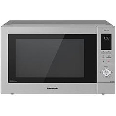 Panasonic Panasonic Nn-Cd87Ksbpq 34-Litre Combination Microwave, Oven &Amp; Grill
