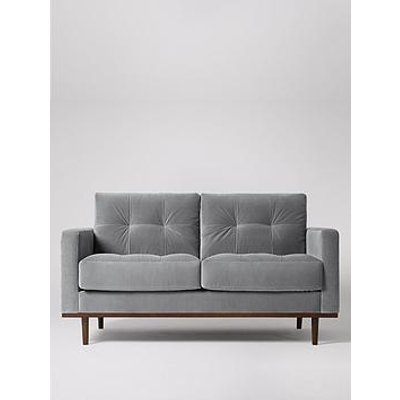 Swoon Berlin Fabric 2 Seater Sofa