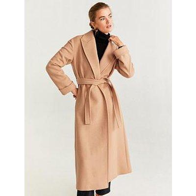 Mango Wrap Coat