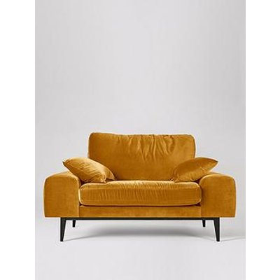 Swoon Tulum Fabric Love Seat