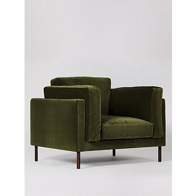 Swoon Munich Fabric Armchair