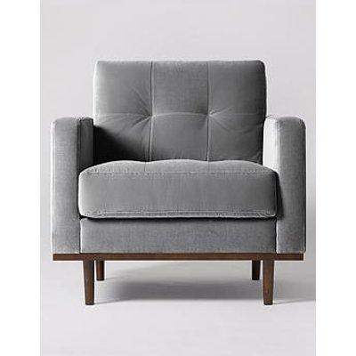 Swoon Berlin Fabric Armchair