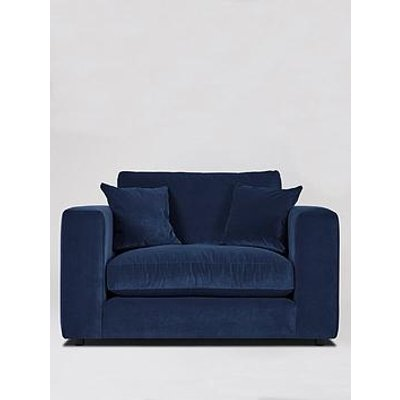 Swoon Althaea Fabric Love Seat