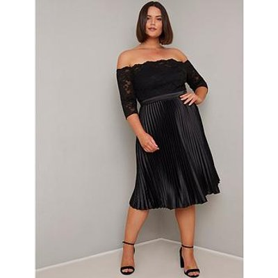Chi Chi London Curve Anna-Marie Dress