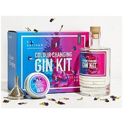 Firebox Artisan Colour Changing Gin Kit