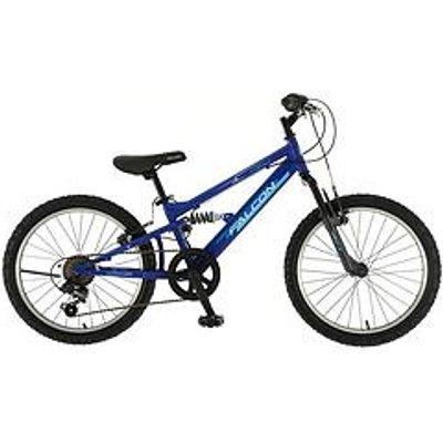 Falcon Falcon Cobalt 20 Inch Full Suspension Bike