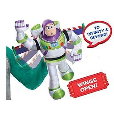 Toy Story Toy Story 4 High Flying Buzz Lightyear Feature Plush
