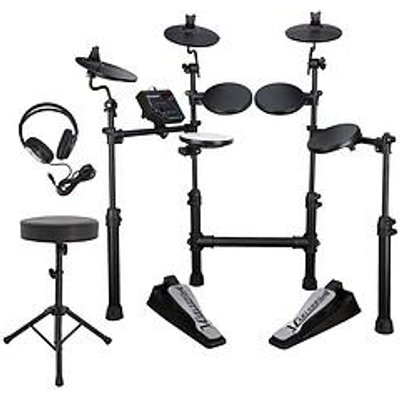 Carlsbro Carlsbro Csd100 Starter Electronic Drum Kit With 6 Months Free Online Lessons