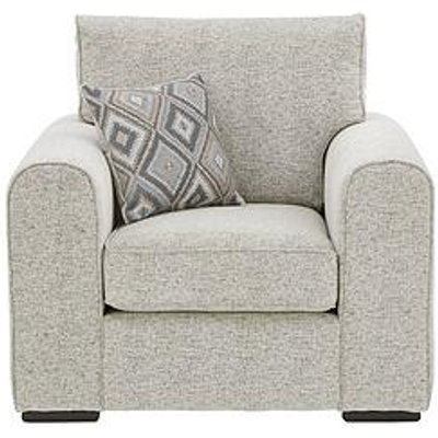 Lewis Fabric Armchair