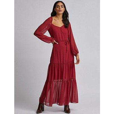 Dorothy Perkins Tiered Maxi Dress