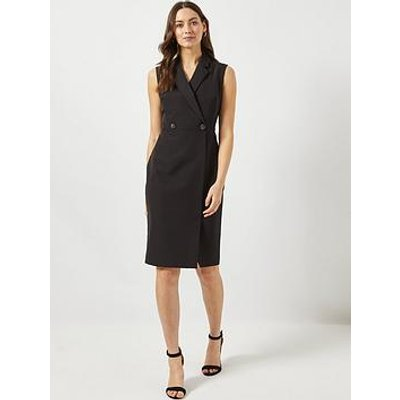 Dorothy Perkins Dorothy Perkins Tux Dress - Black