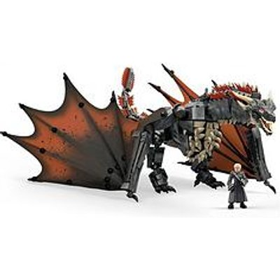 Mega Construx Game Of Thrones Daenerys And Drogon