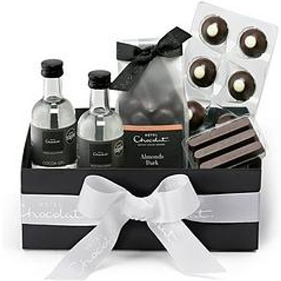 Hotel Chocolat The Gin Collection Hamper