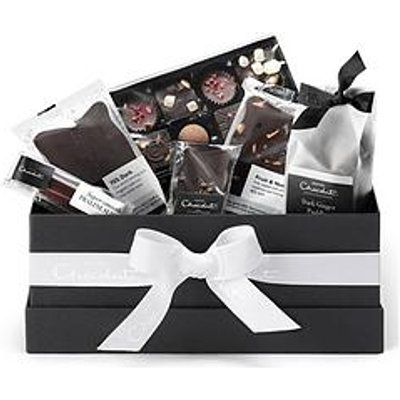 Hotel Chocolat The All Dark Vegan Chocolate Hamper Collection