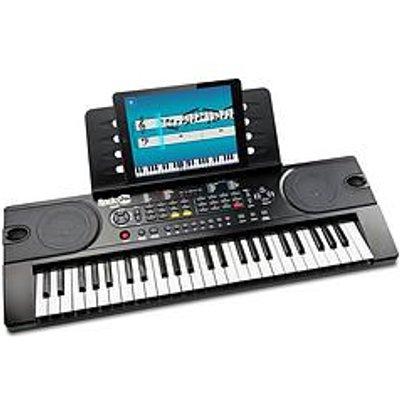 Rockjam Rj549 Rockjam 49-Key Portable Keyboard Piano With Sheet Music Stand &Amp; Keynote Stickers