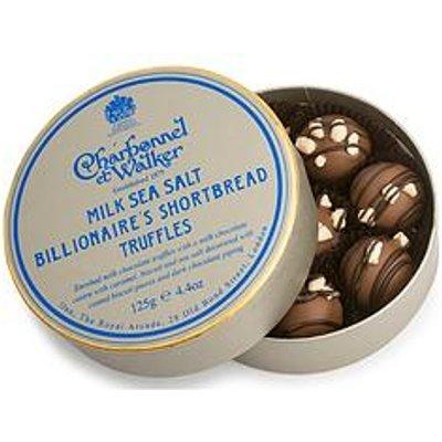 Charbonnel Et Walker Sea Salt Billionaire'S Shortbread Truffles 125G