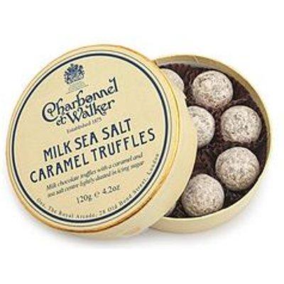 Charbonnel Et Walker Sea Salt Milk Caramel Truffles 120G