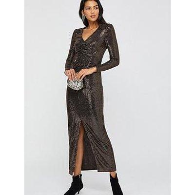 Monsoon Rhiannon Ruched Maxi Dress