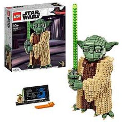 Lego Star Wars 75255 Yoda&Trade; Figure Attack Of The Clones