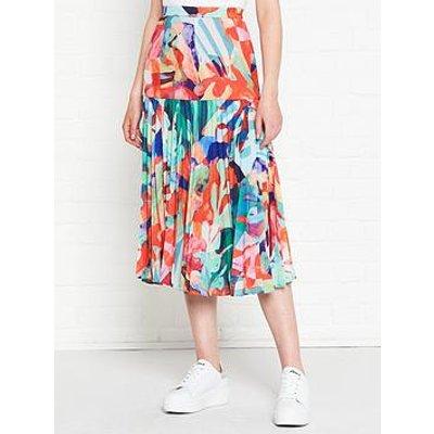 Vestire Miami Nights Midi Skirt - Multicolour