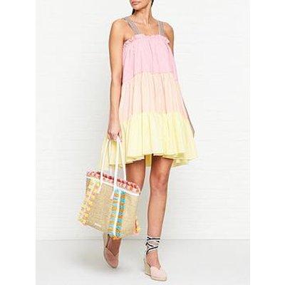 Pitusa Lea Tea Dress - Multi