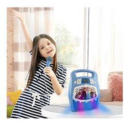 Disney Frozen Frozen 2 Bluetooth Mp3 Karaoke With Microphone - Vc