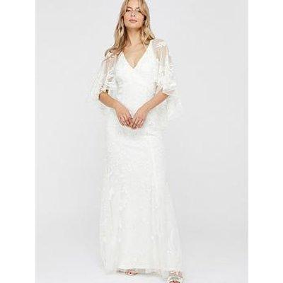 Monsoon Monsoon Christabel Bridal Embellished Maxi Dress