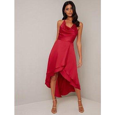 Chi Chi London Carson Dress - Red
