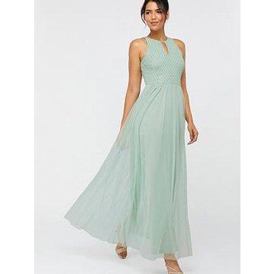 Monsoon Monsoon Sophia Embellished Tulle Maxi Dress