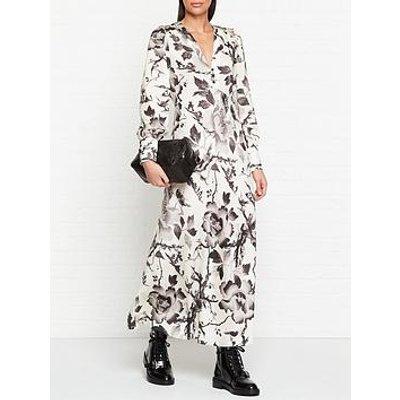 Mcq Alexander Mcqueen Boudoir Dress - Multi