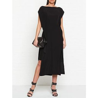 Mcq Alexander Mcqueen Haruko Tunic Dress - Black