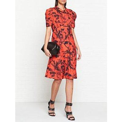 Mcq Alexander Mcqueen Satomi Dress - Red
